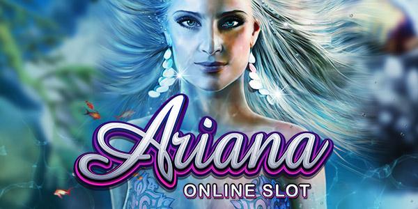 Ariana herni automat