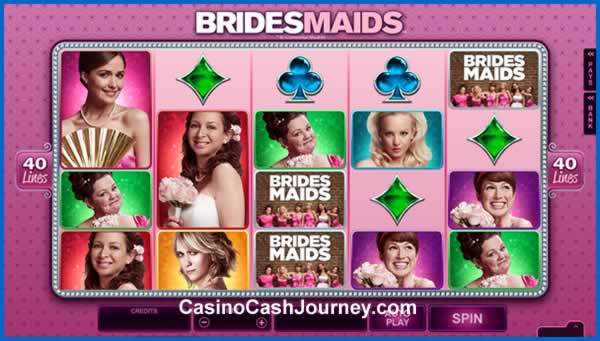 Bridesmaids - Družičky 2