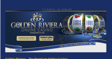 Golden Riveria Casino