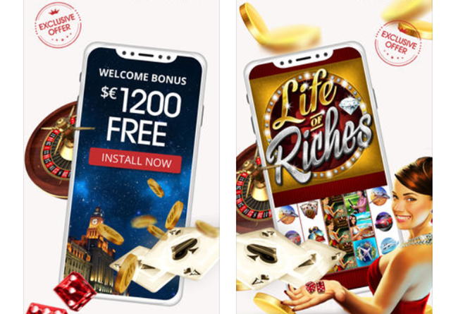 Royal vegas casino apps