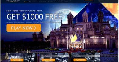 Spin Palace casino-cz