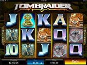 Tomb Raider – herní automaty