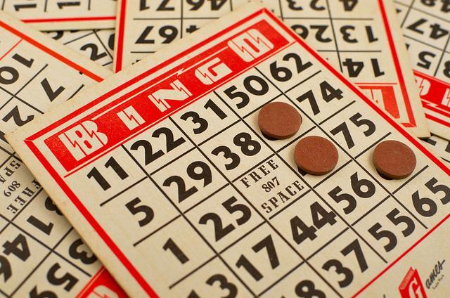 Zahrajte si Bingo